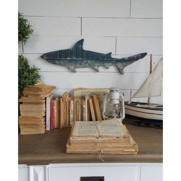 Nástěnná dekorace Shark