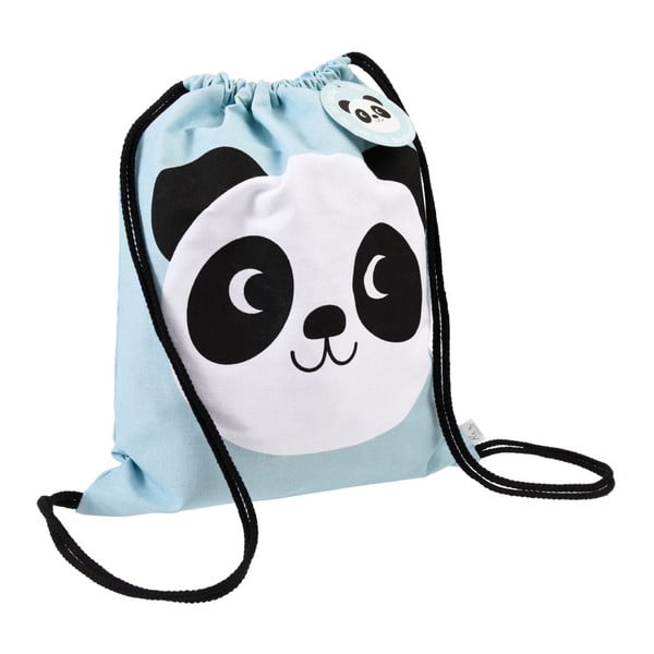 Sac din bumbac Rex London Miko the Panda