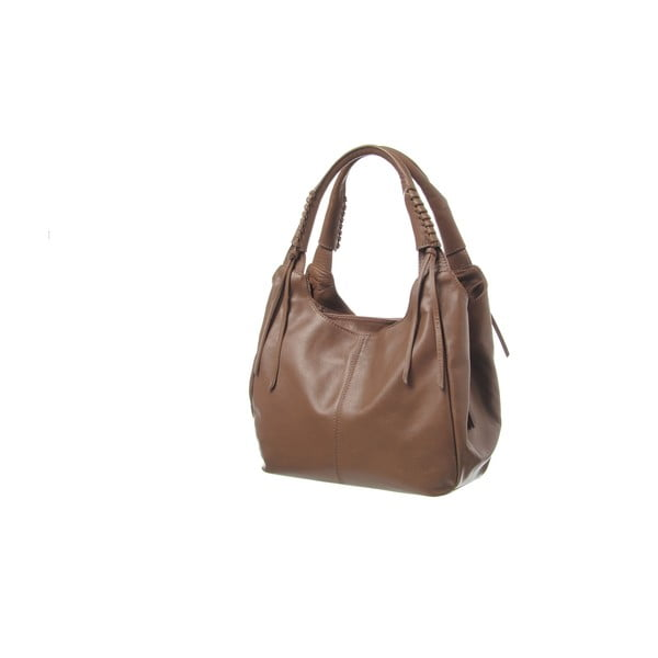Kožená kabelka Soft Mood Taupe