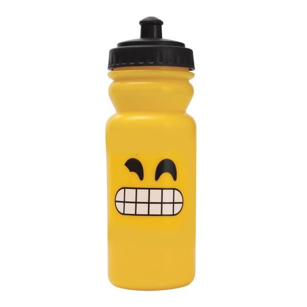 Sportovní lahev na vodu Bergner Emoticon Teeth, 600ml