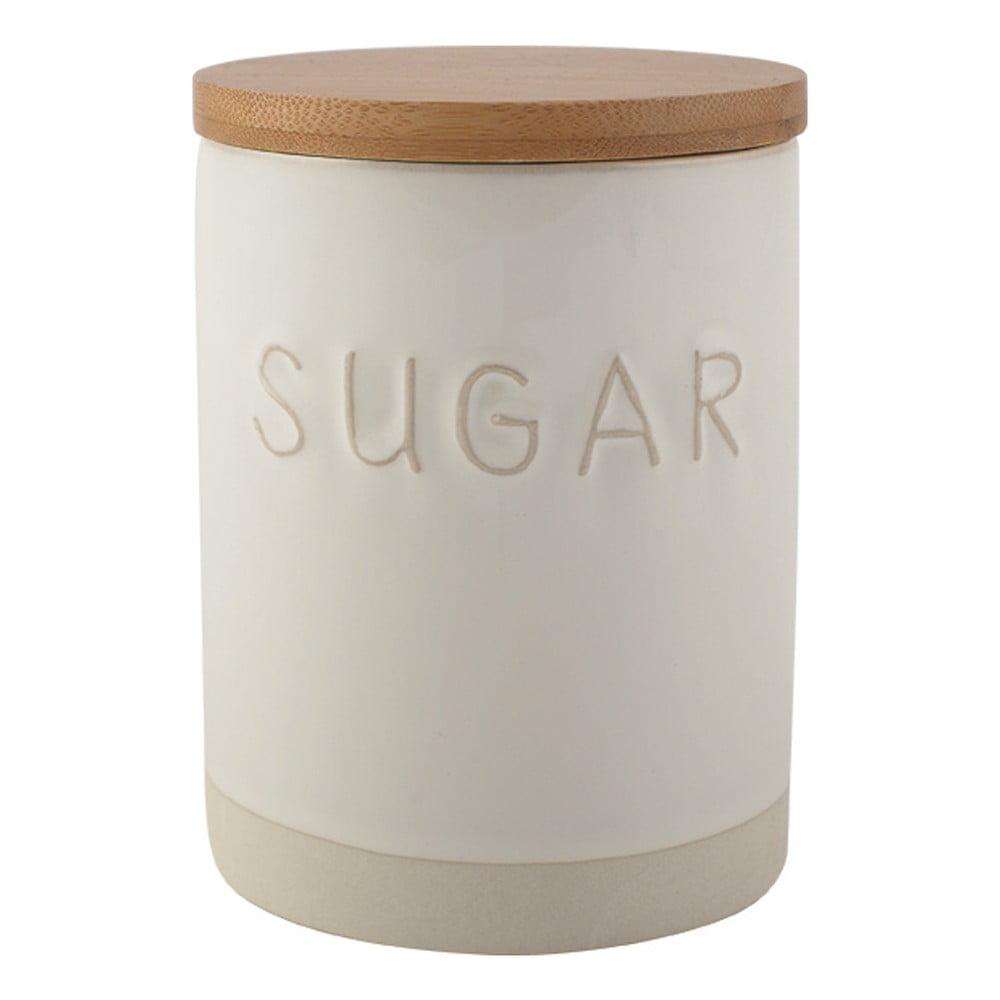Keramická dóza na cukr Creative Tops Origins, ⌀ 9,7 cm