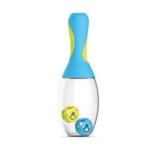 Shaker Asobu Samba Blue/Yellow, 600 ml