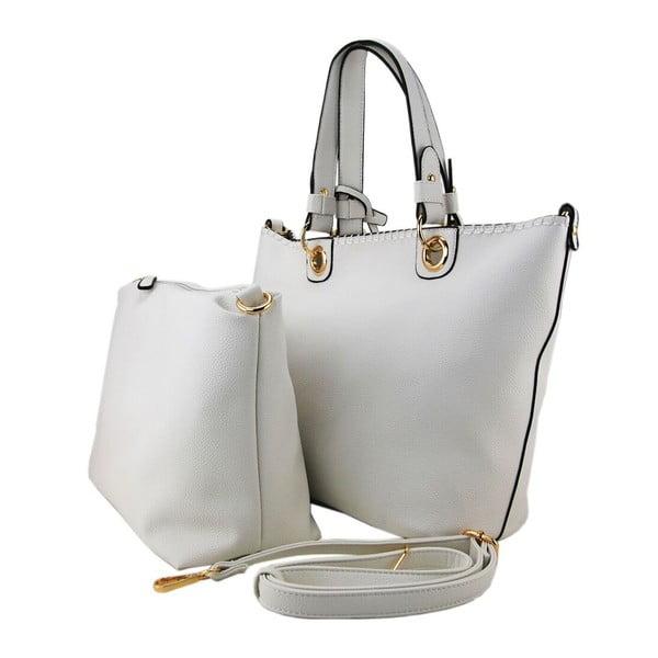 Kožená kabelka Ginny White