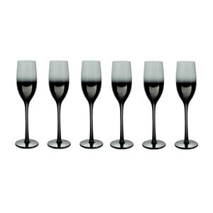 Sada 6 sklenic na šampaňské Villa d'Este Avenue