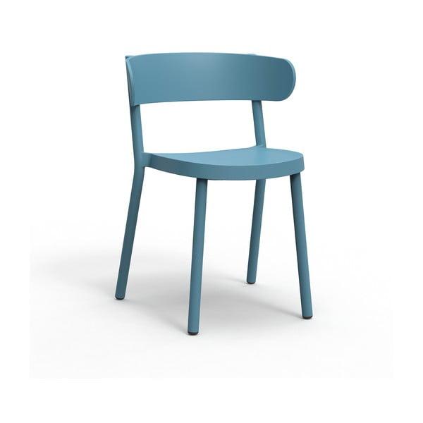 Set 2 scaune de grădină Resol Casino, albastru