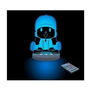 Dětské LED noční světýlko Pocoyo