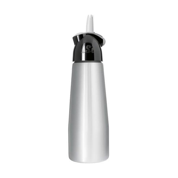 Šlehačková láhev iSi, stříbrná, 0,5 l