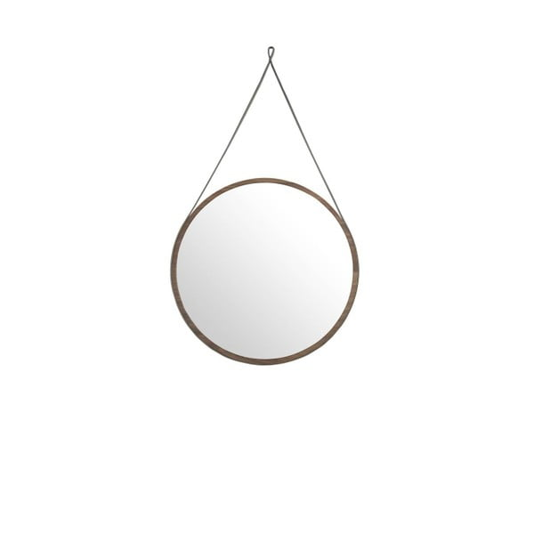 Závěsné zrcadlo Ángel Cerdá Queen, ⌀ 75 cm