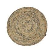 Ručně tkaný jutový koberec Bakero Roberta Ground, ø120cm