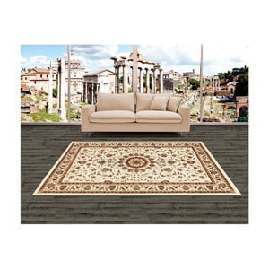 Hnědý koberec DECO CARPET Starlight Classic, 160 x 230 cm
