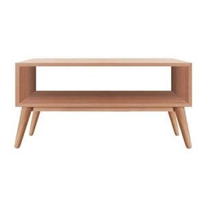 Světle hnědý odkládací stolek Boa Safra Inthemiddle