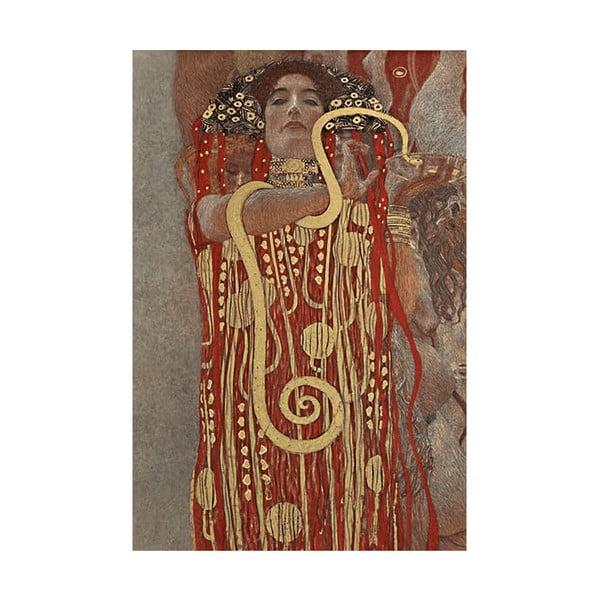 Reprodukce obrazu Gustav Klimt - Hygieia, 70 x 45 cm