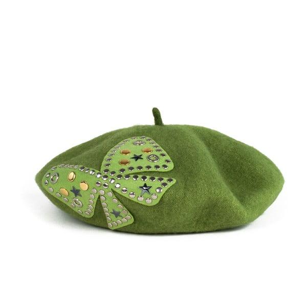 Zelený baret Miletka