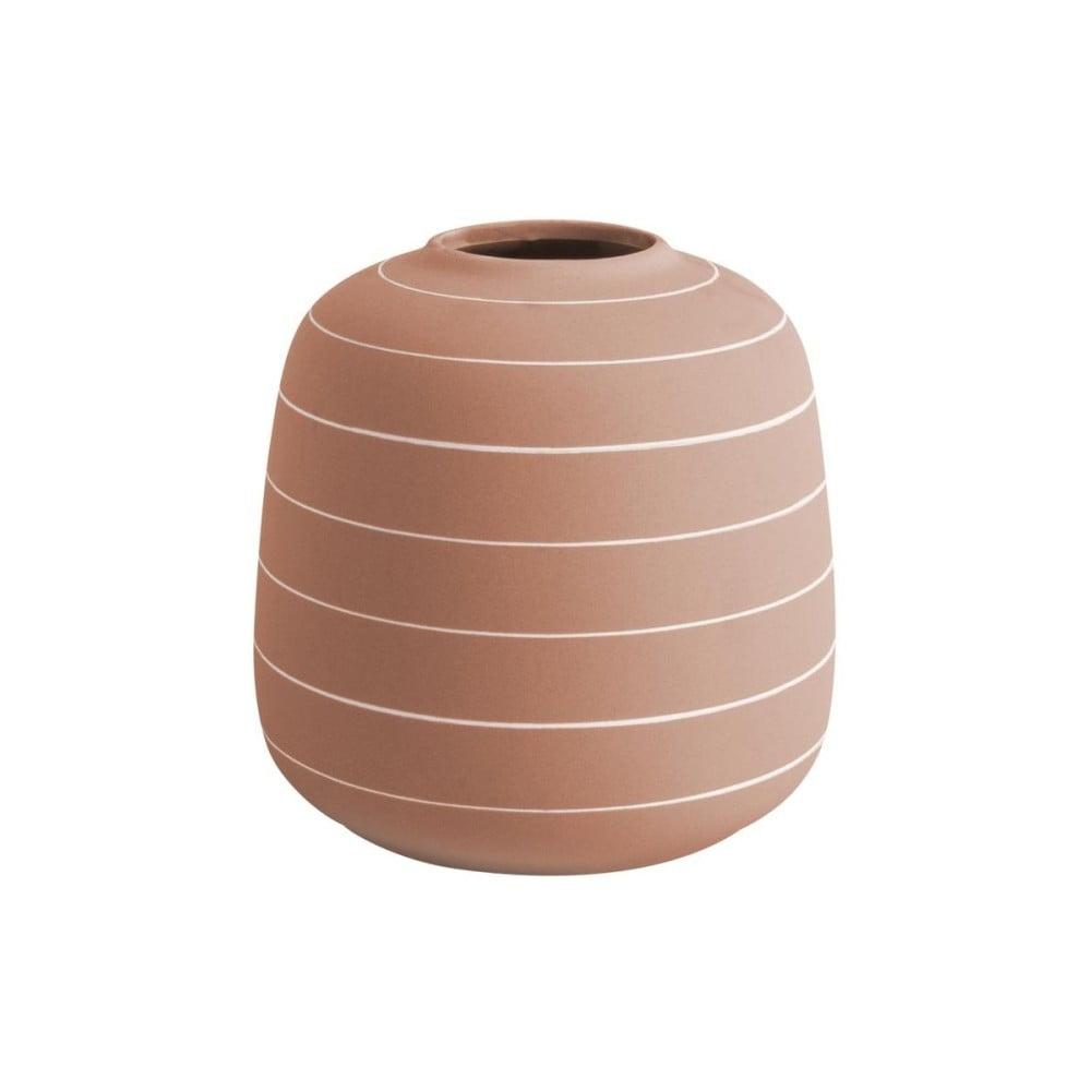 Keramická váza v terakotové barvě PT LIVING Terra, ⌀16,5cm PT LIVING