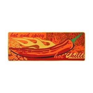 Kuchyňský běhoun Zala Living Hot Chilli, 67 x 180cm
