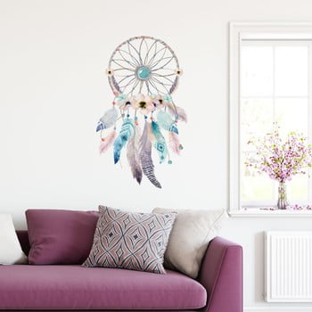 Autocolant Ambiance Boho Dream Catcher