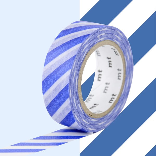 Bandă decorativă Washi MT Masking Tape Briace, rolă 10 m