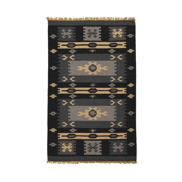 Ručně tkaný koberec Kilim 12, 90x150 cm