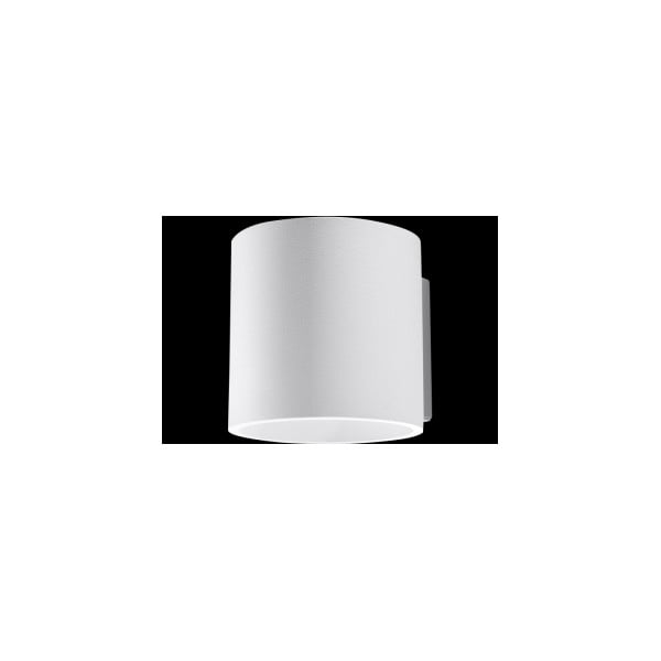 Bílé nástěnné světlo Nice Lamps  Roda