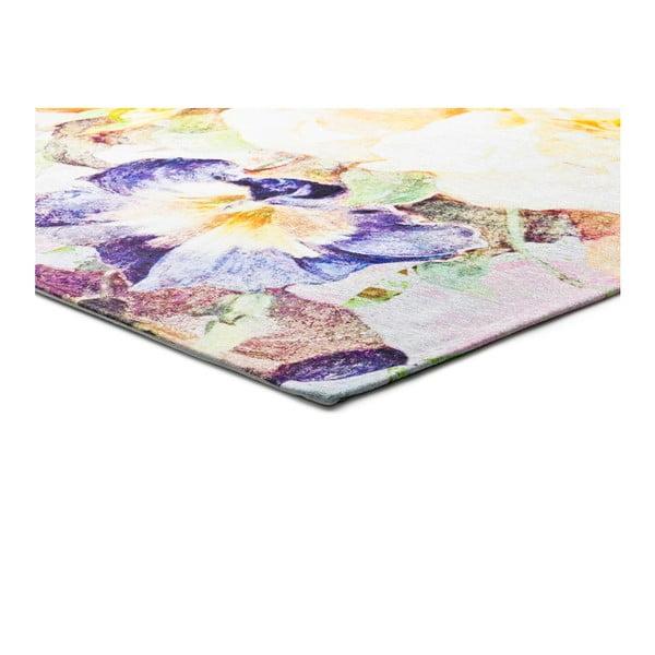 Koberec Universal Chenile Flowerina, 80x150cm