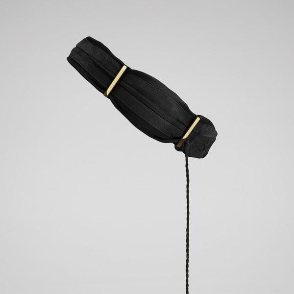 Sluchátka Molami Twine Black and Gold