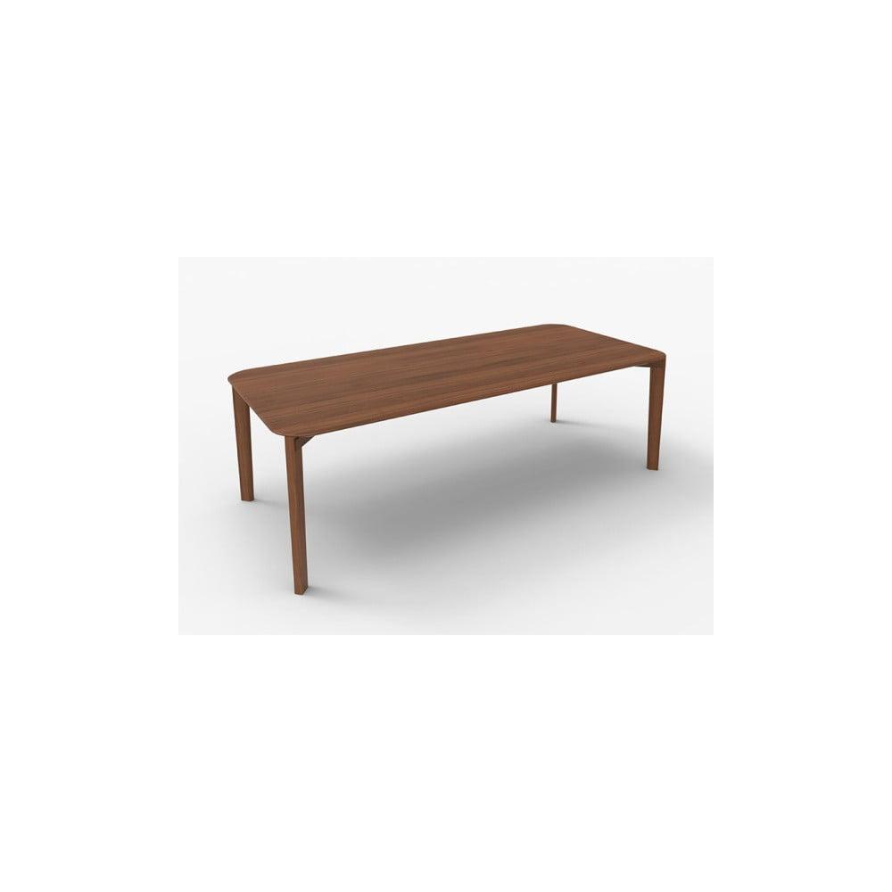 Jídelní stůl z ořechového dřeva Wewood - Portuguese Joinery Soma, délka300cm