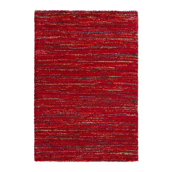 Červený koberec Mint Rugs Nomadic, 120 x 170 cm