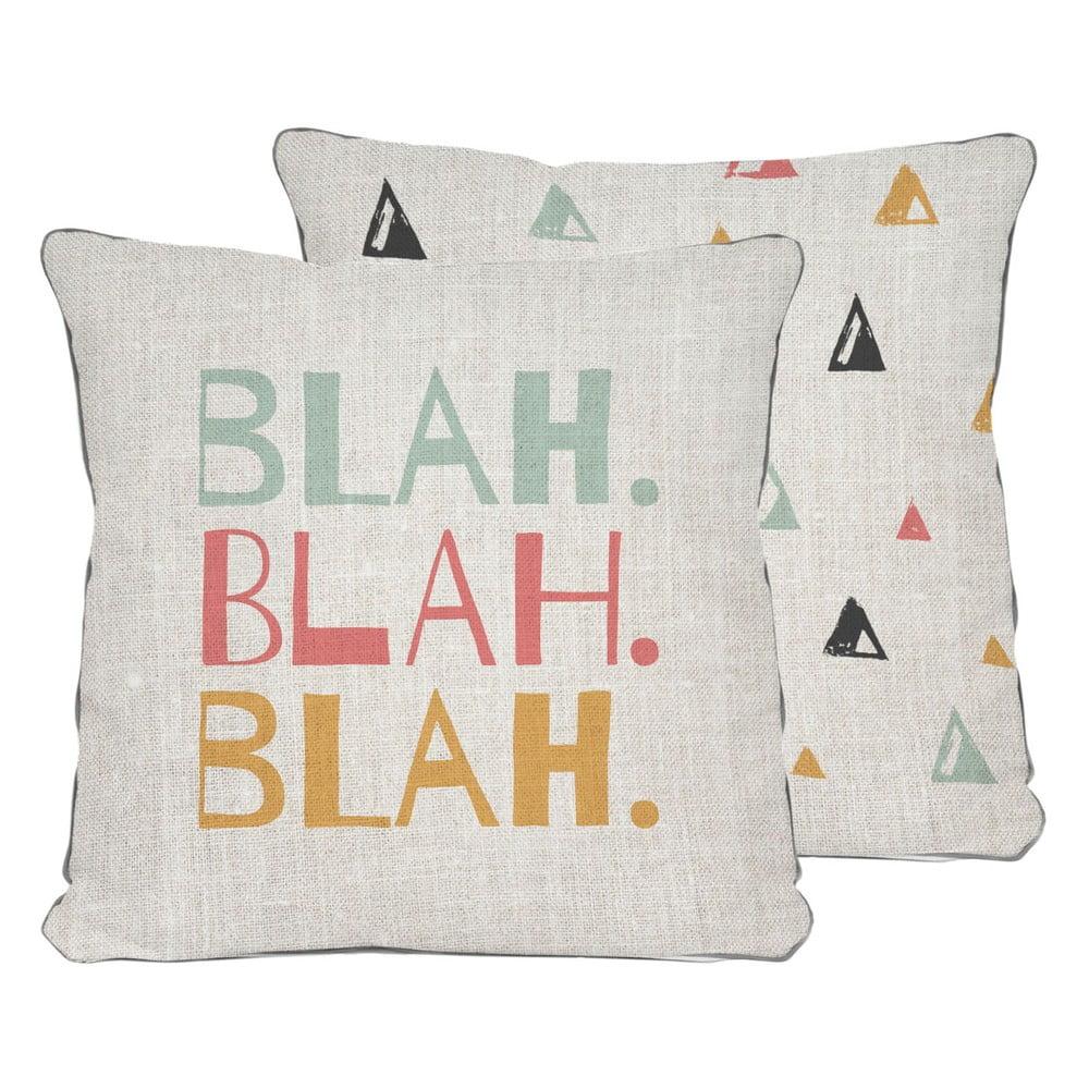 oboustrann pol t little nice things blah bonami. Black Bedroom Furniture Sets. Home Design Ideas