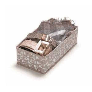 Cutie depozitare Cosatto Bocquet, lungime 28 cm, maro