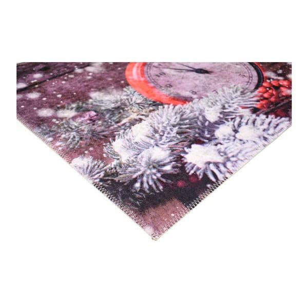 Covor Vitaus Snow Time, 50 x 80 cm