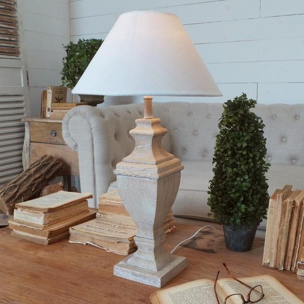 Stolní lampa Natural & White