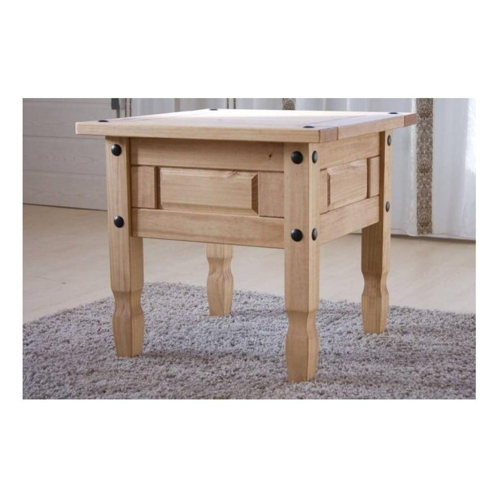 Odkládací stolek z borovicového dřeva SOB Mexiko