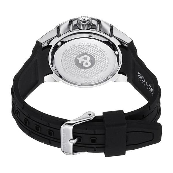 Pánské hodinky SoHo White/Black