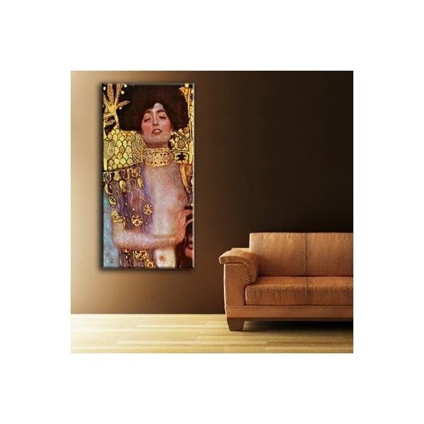 Gustav Klimt - obraz Judith, 50x100 cm