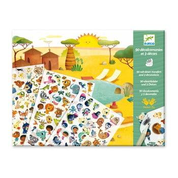 """Set creativ pentru copii Djeco """"În jurul lumii"""" imagine"""
