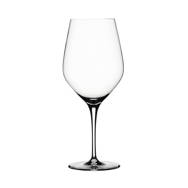 Set 4 sklenic na červené víno Bordeaux