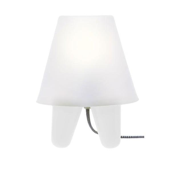 Stolní lampa Dab White