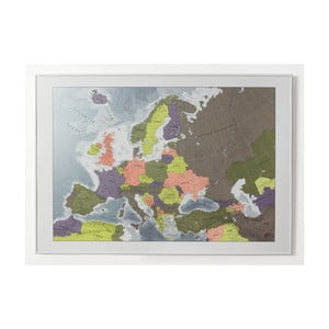 Mapa Evropy The Future Mapping Company Europe, 100 x 70 cm