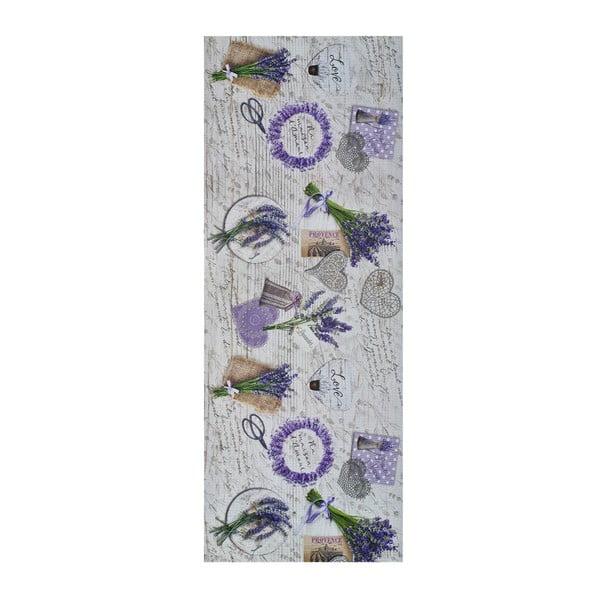 Covor Universal Sprinty Lavender, 52 x 200 cm