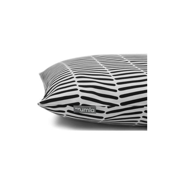 Povlak na polštář Mumla Strokes, 50x50cm