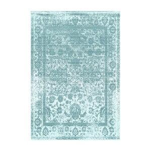 Modrý koberec Kate Louise Paint, 110x160cm