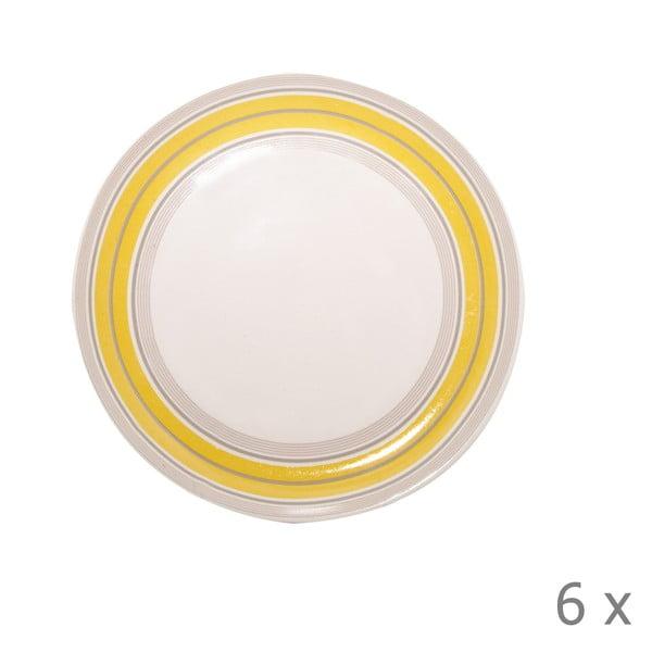 Set talířů Elise, 19 cm, 6 ks
