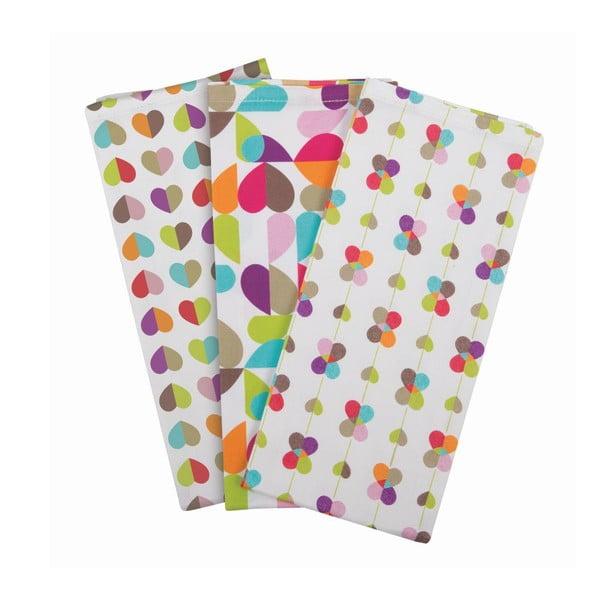 Sada 3 utěrek Beau&Elliot Tea Towels