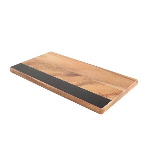 Servírovací prkénko s tabulovou částí Chalk Strip