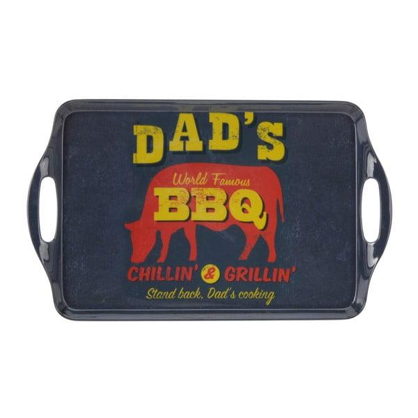 6dílná kempinková sada nádobí Postershop Dad's BBQ