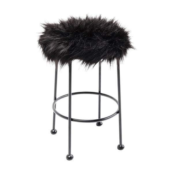Čierna stolička Kare Design Ontario