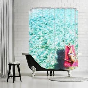 Koupelnový závěs Urban Beach, 180x180 cm