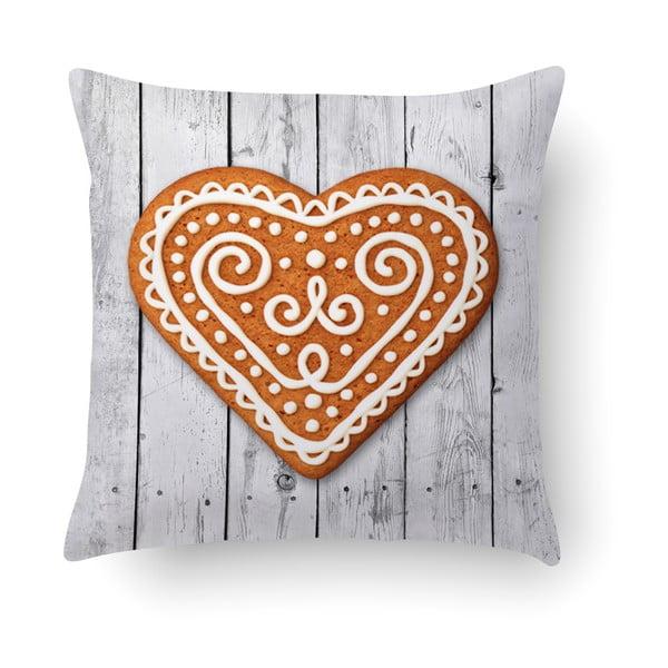 Pernă Crido Consulting Heart, 40 x 40 cm