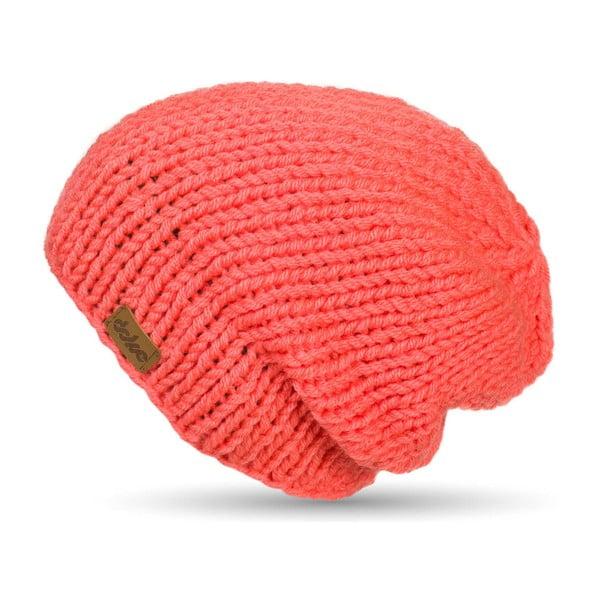 Ručně pletená čepice DOKE Coral Beanie