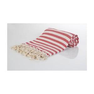 Hamam osuška z ručně tkané bavlny ZFK Glenn, 180x100cm